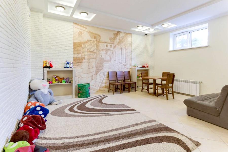 Детская комната отеля Евпатерион