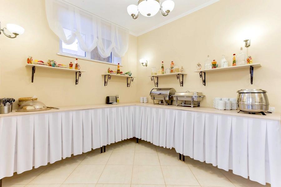 Ресторан отеля Евпатерион