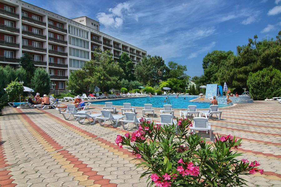 Туристско-оздоровительный комплекс Евпатория, Крым