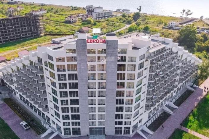 Отель Европа, Гагра, Абхазия