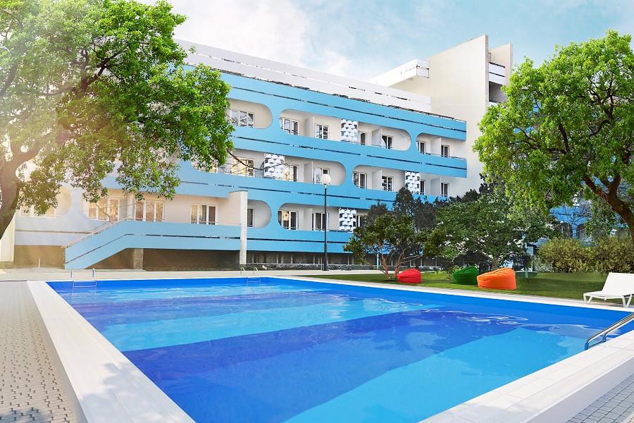 Отель Family Resort, Евпатория, Крым