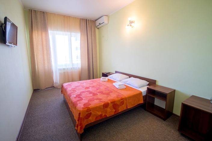 Стандарт двухместный отеля Family Resort