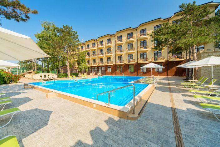 Отель Довиль, Анапа
