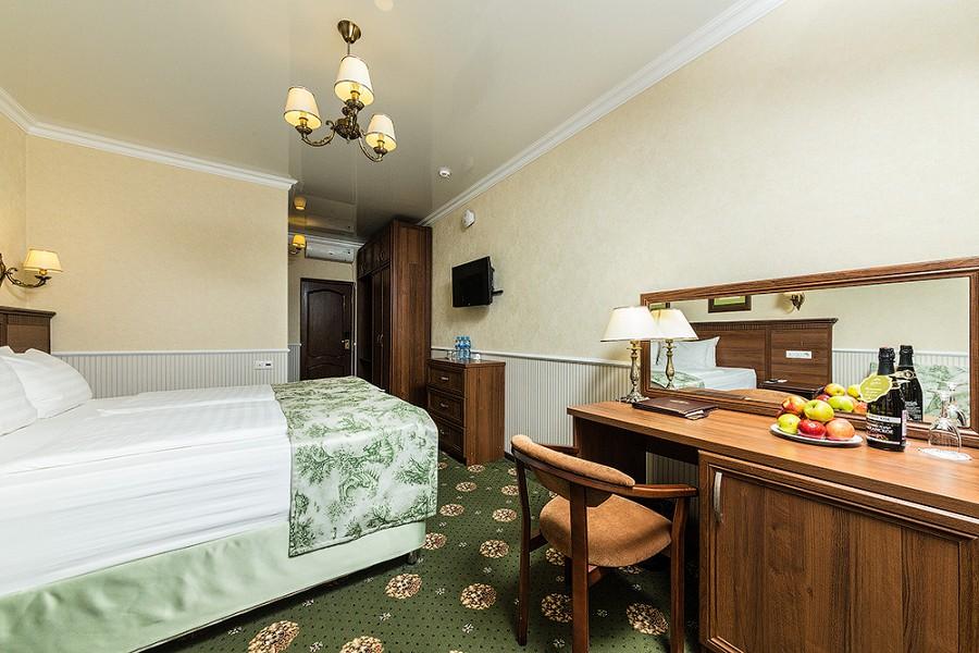 Стандарт двухместный отеля Довиль