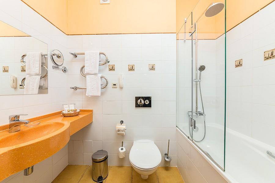 Туалетная комната номера Супериор отеля Довиль