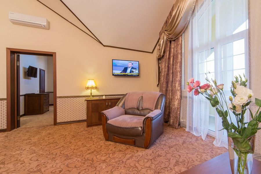 Апартамент отеля Довиль