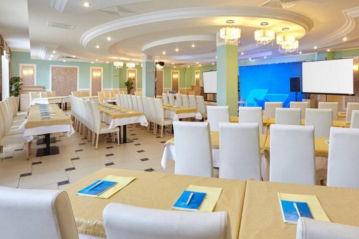 Конференц-зал Бирюзовый отеля Довиль