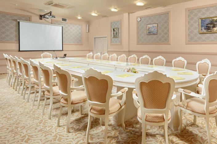 Конференц-зал Малый отеля Довиль