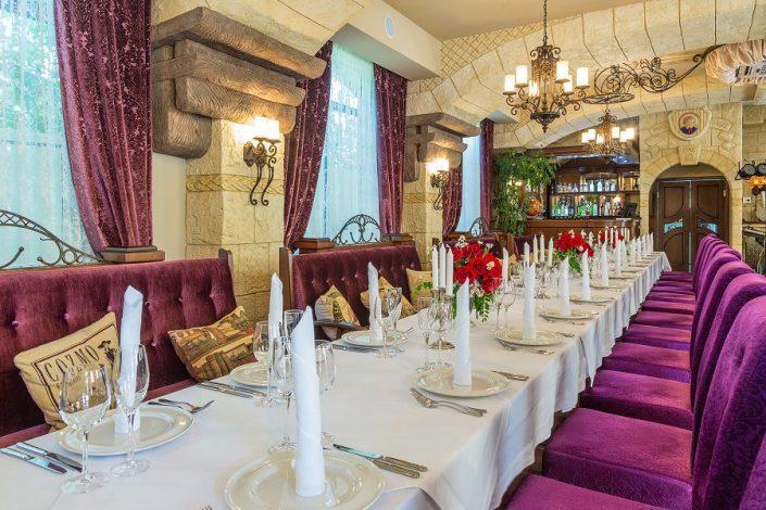Ресторан Saint Michel отеля Довиль