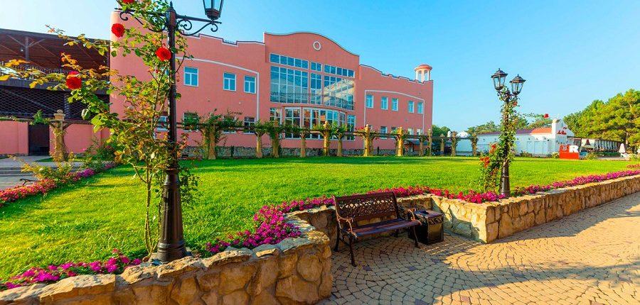 Alean Family Resort & Spa Riviera, Анапа
