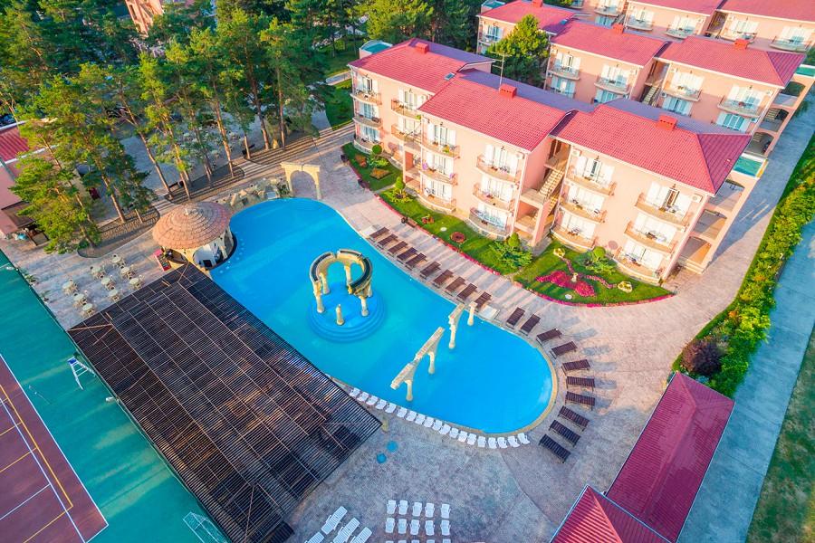 Отель Ривьера, Анапа