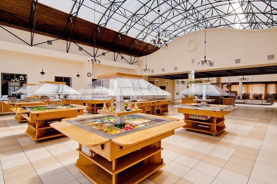 Ресторан Ривьера отеля Ривьера