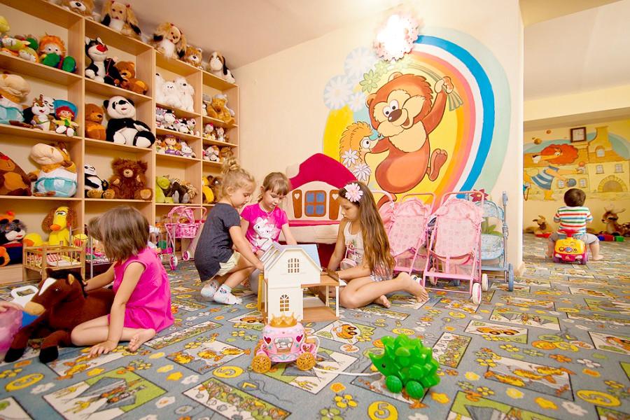 Детский клуб отеля Ривьера