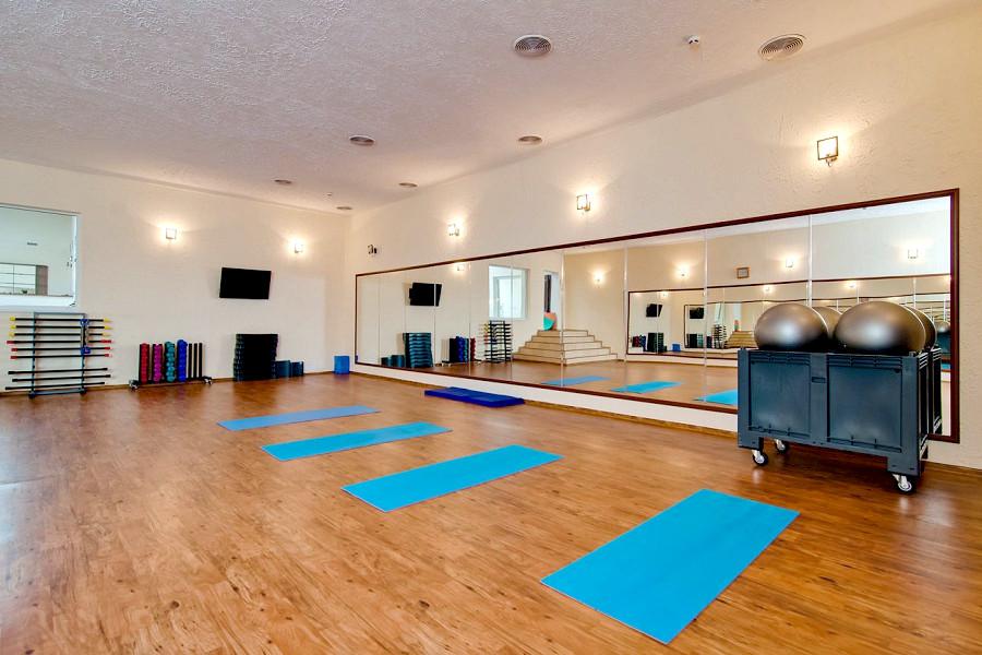 Фитнес-центр отеля Ривьера