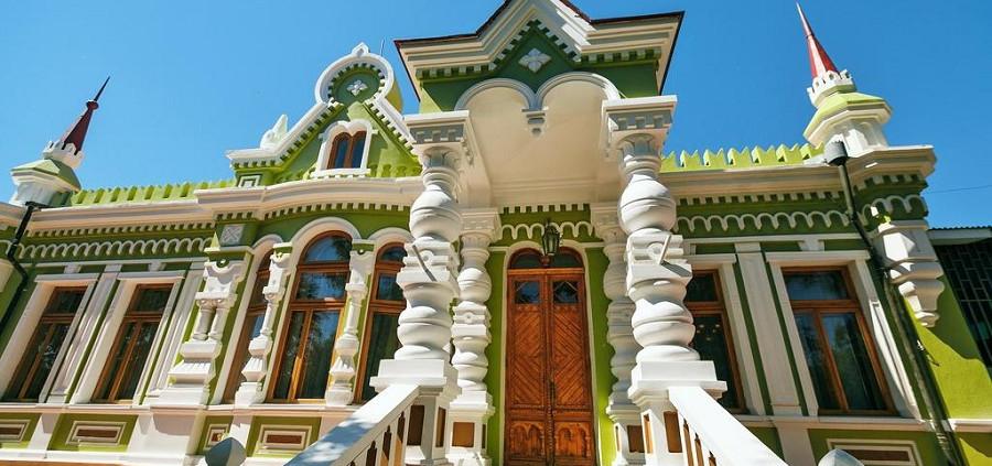 Дом отдыха Федор Шаляпин, Евпатория, Крым