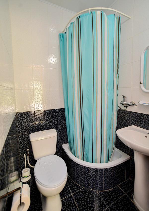 Туалетная комната номера Стандарт Мини дома отдыха Федор Шаляпин
