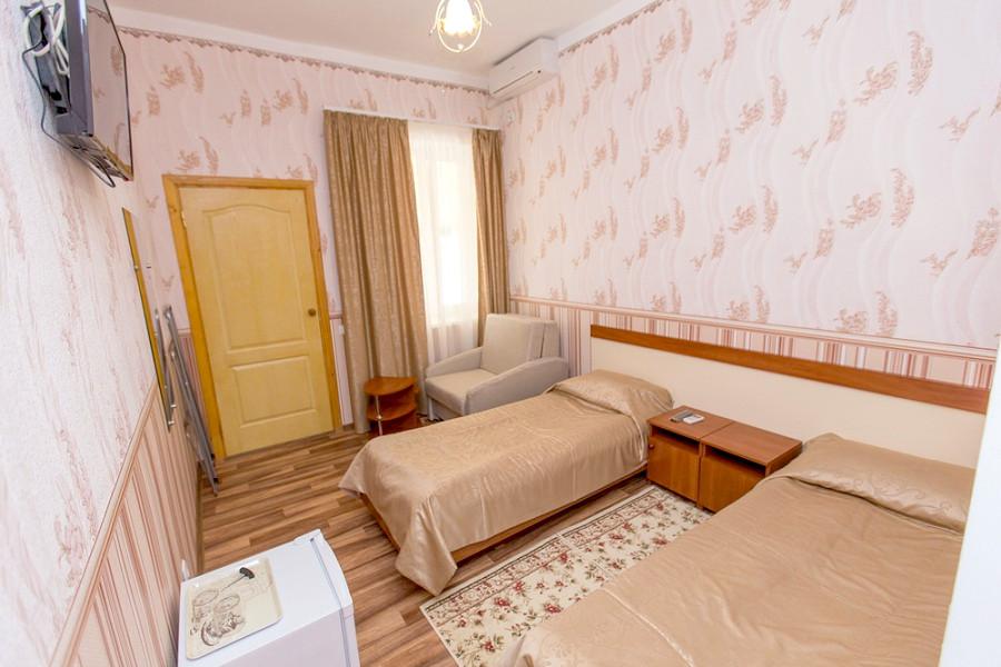 Стандарт двухместный дома отдыха Федор Шаляпин