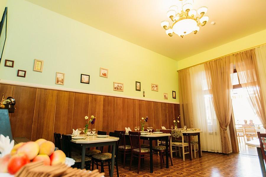 Кафе дома отдыха Федор Шаляпин