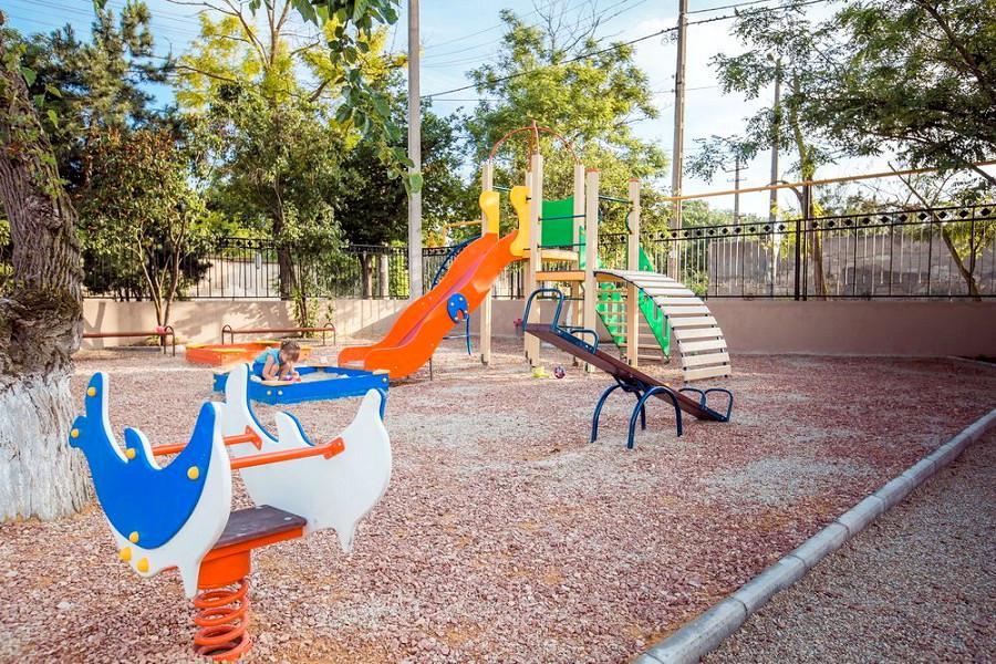 Детская площадка дома отдыха Федор Шаляпин