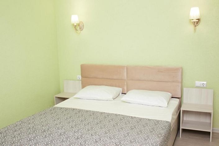 Стандарт двухместный отеля Фламинго