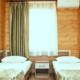 Стандарт четырехместный двухкомнатный отеля Фламинго