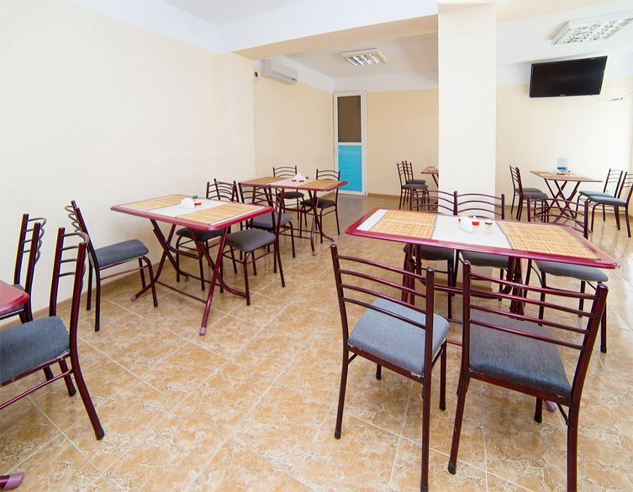 Кафе гостевого дома Фортуна