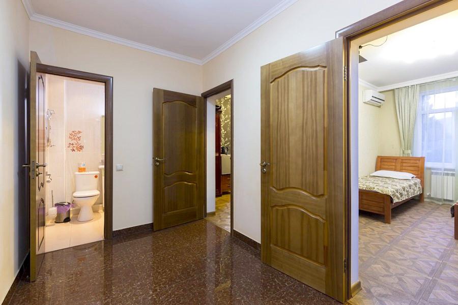 Блок из двух номеров Эконом гостевого дома Гагра-Лазурная