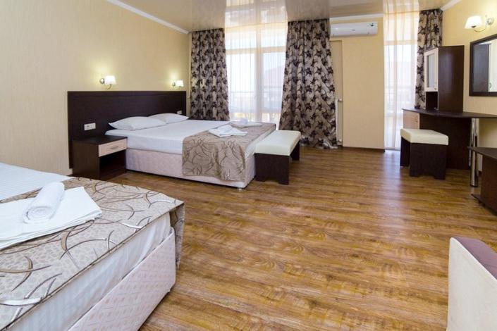 Сюит двухместный отеля Gala Palmira