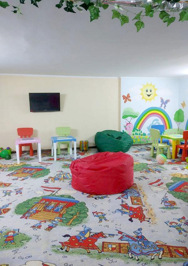 Детская комната отеля Gala Palmira