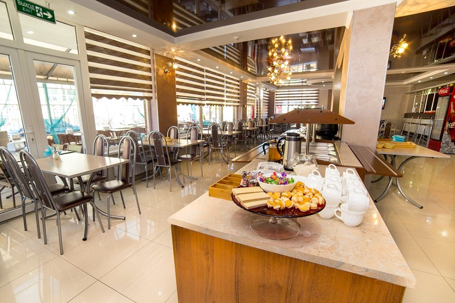 Столовая отеля Gala Palmira