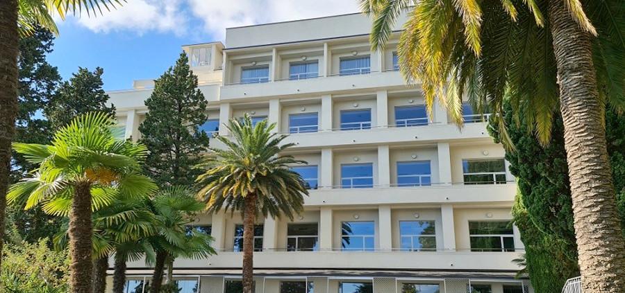 Отель Garden Resort Gagra, Гагра, Абхазия