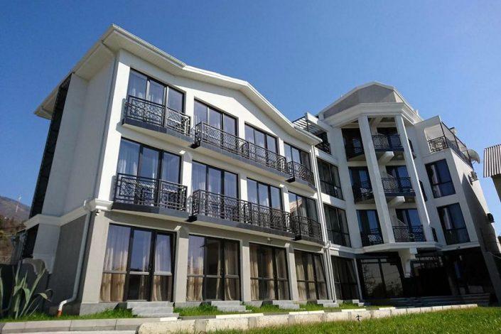 Отель Гега, Гагра, Абхазия