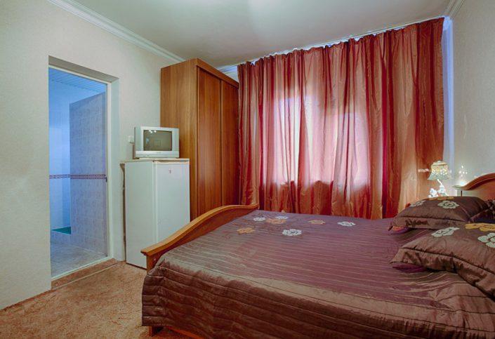 Стандартный номер гостиницы Глория