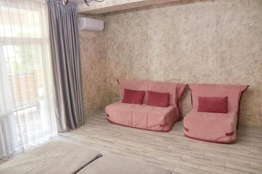 Семейный двухместный номер мини-гостиницы Гнездо белой совы