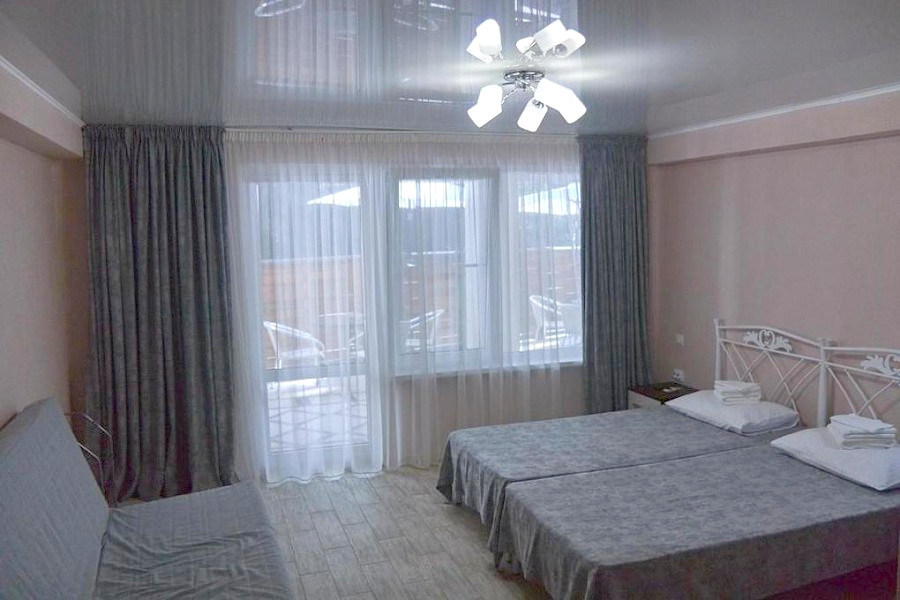 Комфорт двухместный мини-гостиницы Гнездо белой совы
