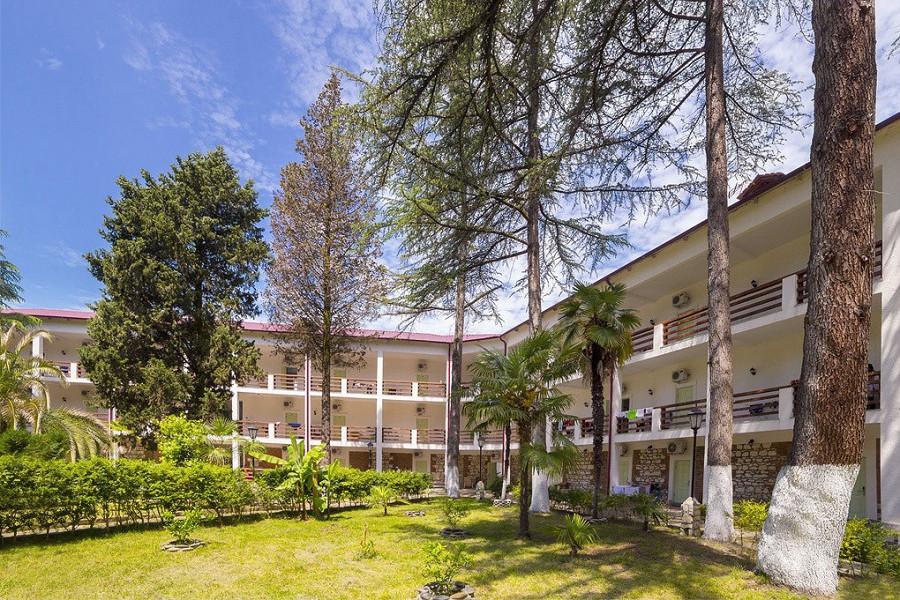 Отель Гора царя Баграта, Абхазия, Сухум