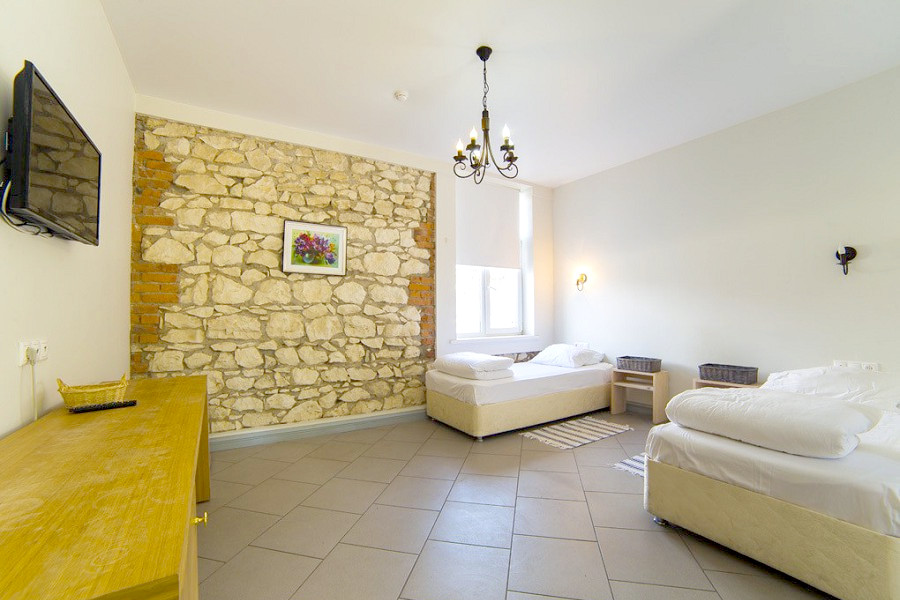 Стандартный 2-х местный номер отеля Гора царя Баграта