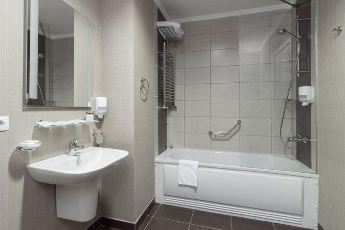 Ванная комната в апартаментах (960 м)
