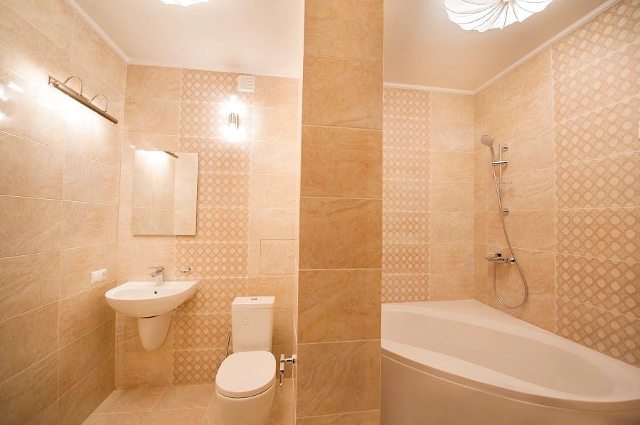 Туалетная комната Апартаментов отеля Горная Резиденция, Красная Поляна, Сочи