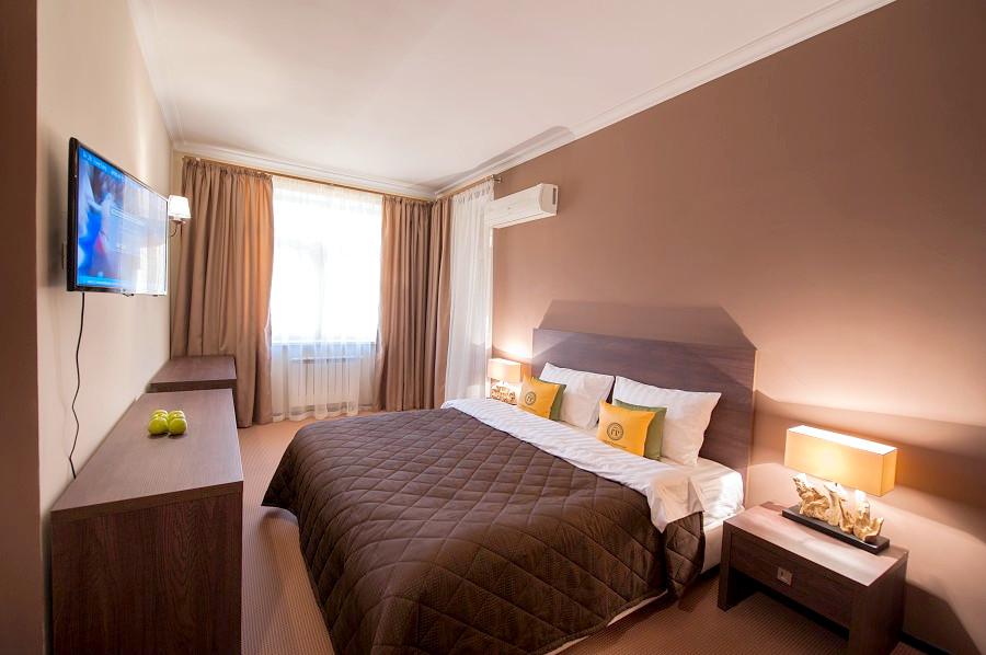 Апартаменты отеля Горная Резиденция, Красная Поляна, Сочи