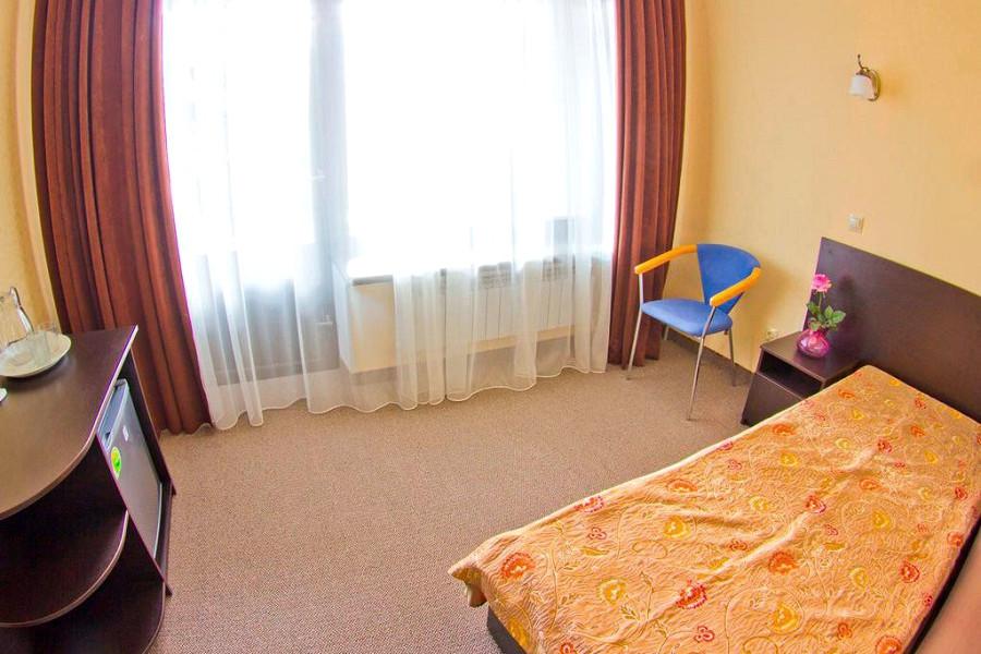 Стандарт одноместный, север, Корпус № 5 санатория Горный