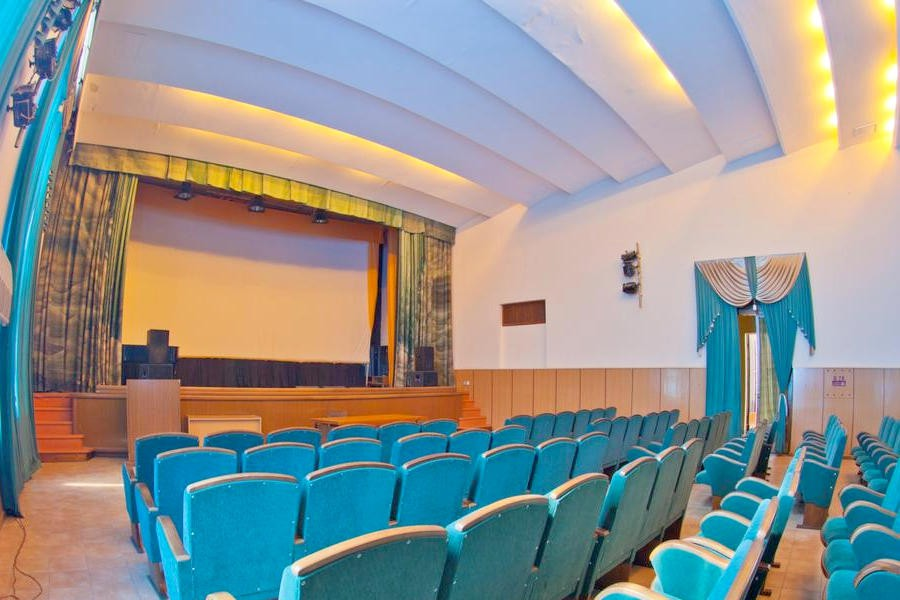 Кинотеатр санатория Горный