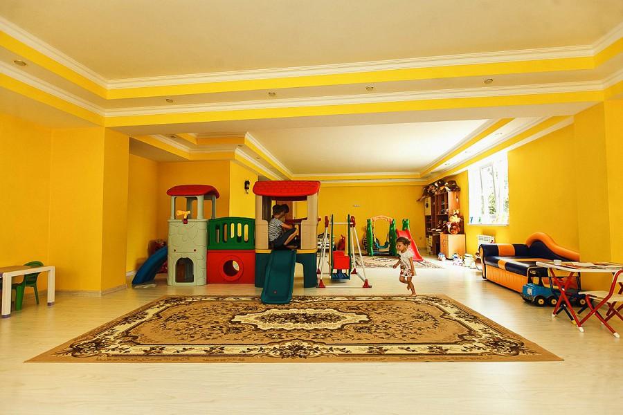 Детская игровая комната ЛОК Горный воздух, Сочи, Лоо