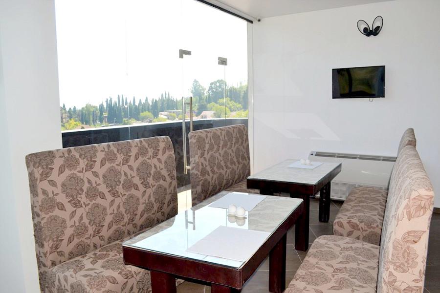 Ресторан Grand Afon Hotel