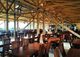 Ресторан гранд-отеля Абхазия