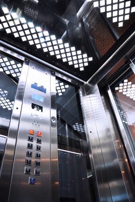 Лифт Grand Hotel Gagra