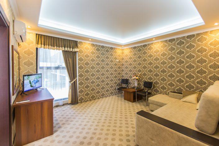 Номер Люкс двухместный двухкомнатный Grand Hotel Gagra
