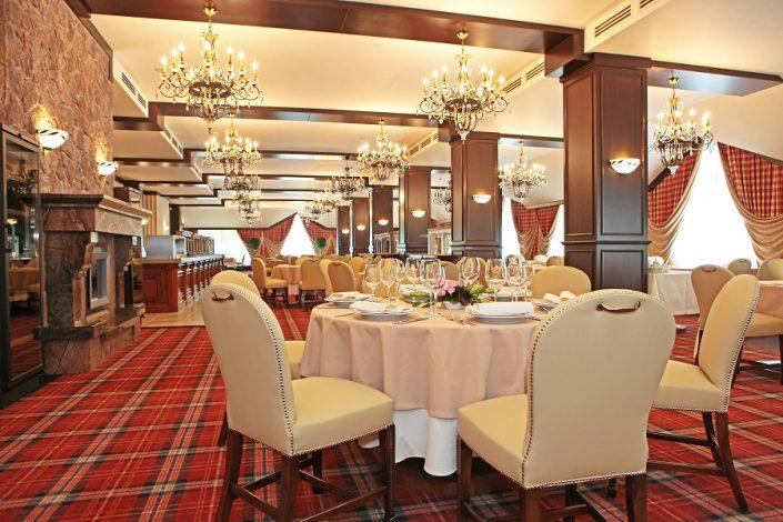 Ресторан Павильон, Гранд Отель Поляна, Красная Поляна, Сочи