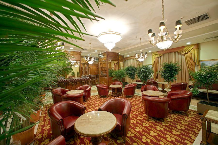 Лобби-бар, Гранд Отель Поляна, Красная Поляна, Сочи
