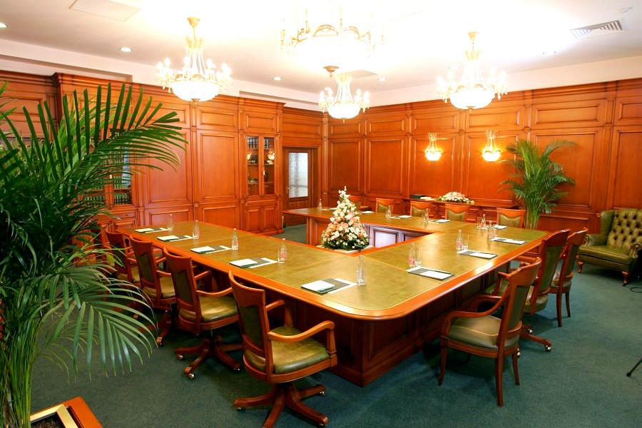 Зеленый зал, Гранд Отель Поляна, Красная Поляна, Сочи
